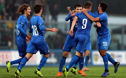 Mondiali Under 20, il calendario dell'Italia