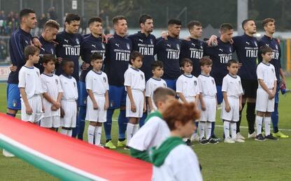 Mondiali U20 al via su Sky, alle 18 Italia-Messico
