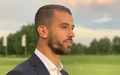 "Spinazzola: ""Milinkovic alla Juve? Tanta roba"""
