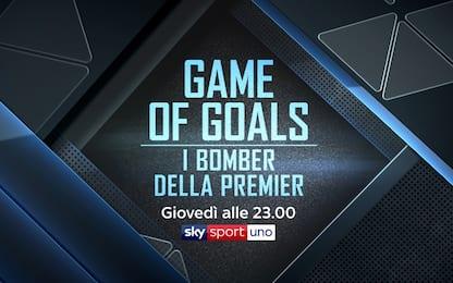 """Lo speciale """"Game of goals-I bomber della Premier"""""""