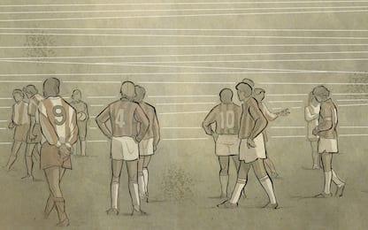 Milan-Steaua 30 anni dopo. Il racconto a fumetti