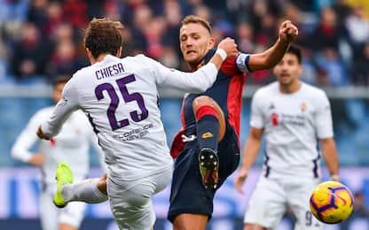 Fiorentina-Genoa, le chiavi tattiche