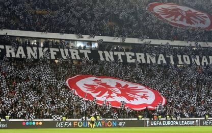 Eintracht: 300 biglietti ai bambini di Baku