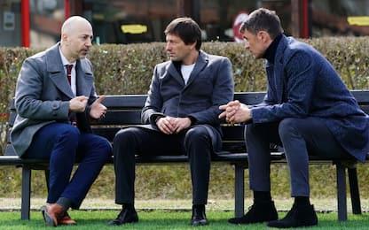 Milan: i motivi dell'addio di Gattuso e Leonardo