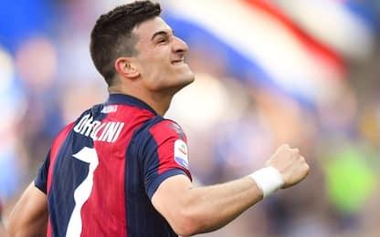 Bologna-Orsolini, accordo con la Juve per riscatto