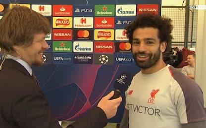 """Salah: """"De Rossi leggenda. Lui in Premier? Magari"""""""