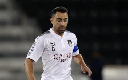 Al Sadd, Xavi è il nuovo allenatore: è ufficiale