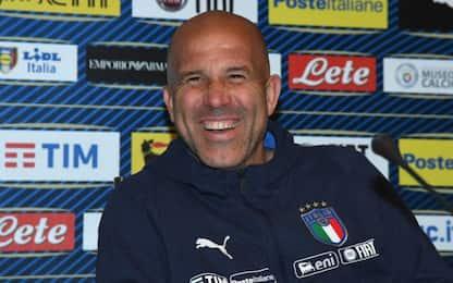 """Di Biagio: """"Euro U21 con i big, out solo Gigio"""""""