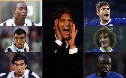 Mercato di Conte: come agì alla Juve e al Chelsea