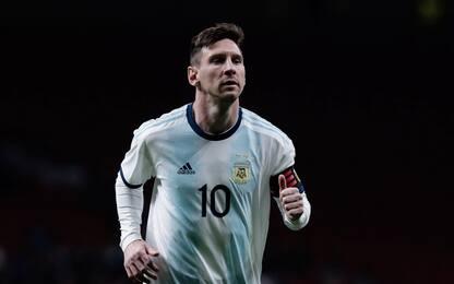 """Messi: """"Ritiro? Prima vinco con l'Argentina"""""""