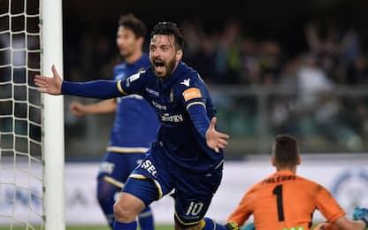 Verona, è Serie A! Tris show al Cittadella