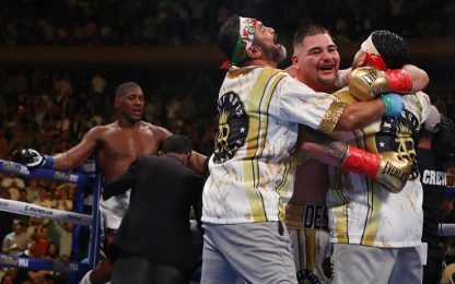 Joshua contro Ruiz non è finita: sarà rivincita