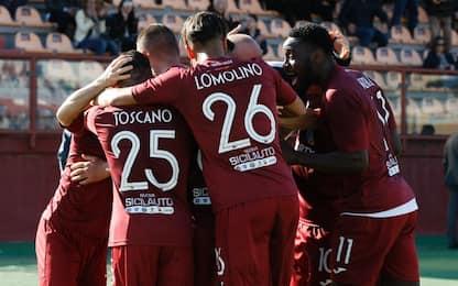 Caos Trapani: calciatori mettono in mora il club