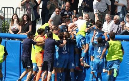 Primavera, vendetta Empoli: retrocede il Genoa