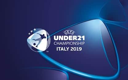Europei Under 21: calendario, date e orari