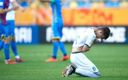 Italia U20, il sogno svanisce: Ucraina in finale