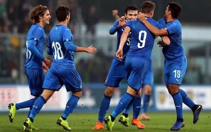 Ucraina-Italia Under 20, quote e pronostici delle semifinali dei Mondiali