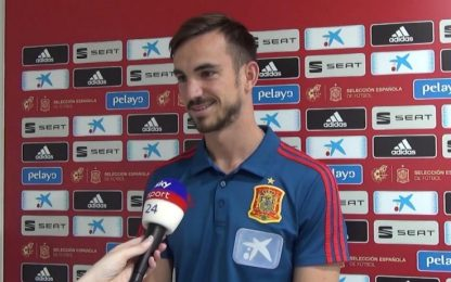 "Ruiz: ""Napoli, resto. Rodrigo e James i benvenuti"""