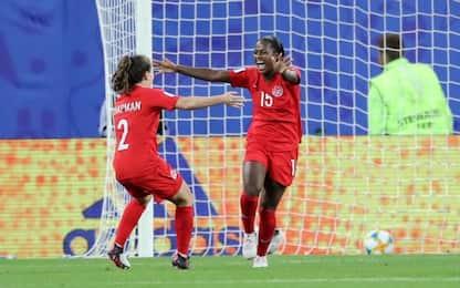 Canada qualificato: 2-0 alla Nuova Zelanda