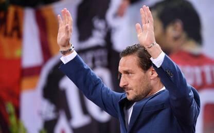Come vedere l'addio di Totti alla Roma su Sky