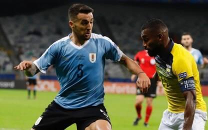 Uruguay, Vecino ko: Copa America finita per lui