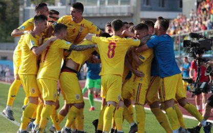 Puscas trascina la Romania: 4-1 alla Croazia