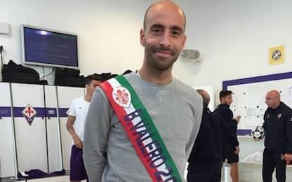 La Fiorentina rivuole Borja Valero