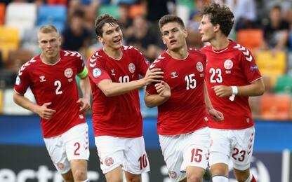 Euro U21, vincono Danimarca e Germania