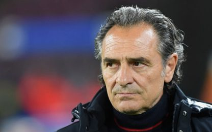 "Prandelli, Genoa addio: ""Non avrei venduto Piatek"""