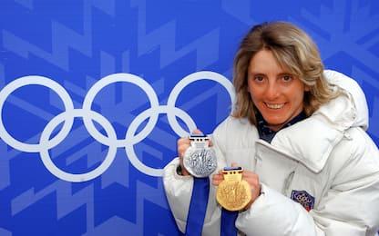 Olimpiadi invernali, gli italiani più medagliati