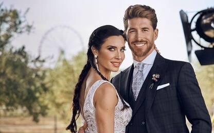 Ramos svela il suo matrimonio: VIDEO su Instagram