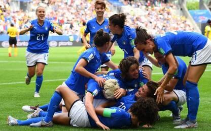 Italia-Cina, quote e pronostici degli ottavi dei Mondiali di calcio femminile
