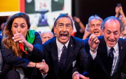 Milano-Cortina trionfa: che festa sui social