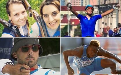 Minsk, pioggia di medaglie per l'Italia: 4 ori!