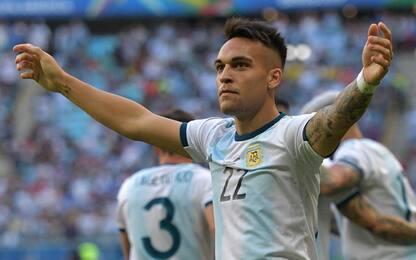 Lautaro-gol, Argentina ai quarti: Qatar ko 2-0