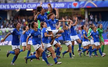 Giacinti-Galli, Italia ai quarti: Cina ko 2-0