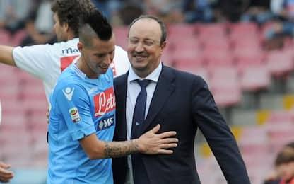 Benitez, ciao Newcastle: lo aspetta Hamsik in Cina