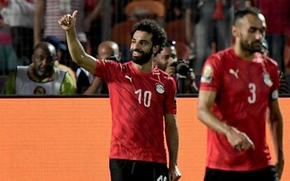 Coppa Africa, Egitto e Nigeria agli ottavi