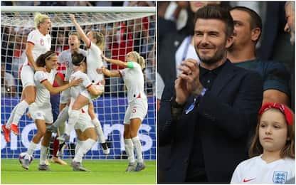 Inghilterra in semifinale, Norvegia battuta 3-0