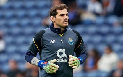 Porto, anche Casillas nella lista del campionato