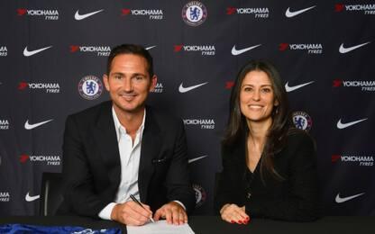 Chelsea, Lampard nuovo allenatore: è ufficiale