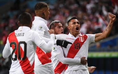 Copa America, Perù batte Cile: finale dopo 44 anni