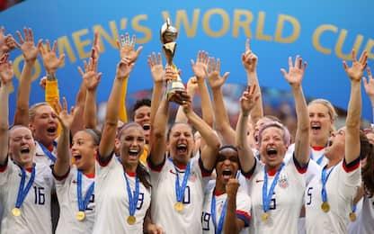 Rapinoe-Lavelle, Usa campioni del mondo! Olanda ko