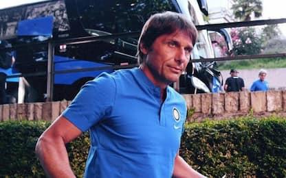 Inter, inizia il ritiro: squadra arrivata a Lugano