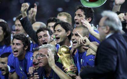 Cosa fanno oggi gli eroi mondiali del 2006? FOTO