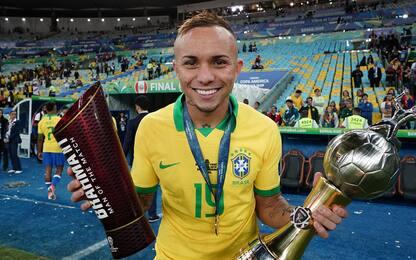 Stella del Brasile, rimpianto Milan: chi è Everton