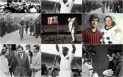 Lo sbarco sulla Luna: le imprese sportive del 1969