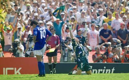 Italia-Brasile 1994, 25 anni dopo quel rigore