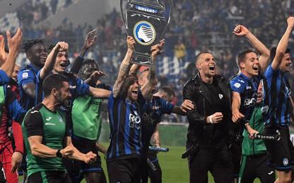 I migliori 636 club al mondo: Atalanta 1^ italiana