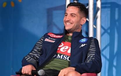 """Manolas: """"Napoli scelta migliore che potessi fare"""""""